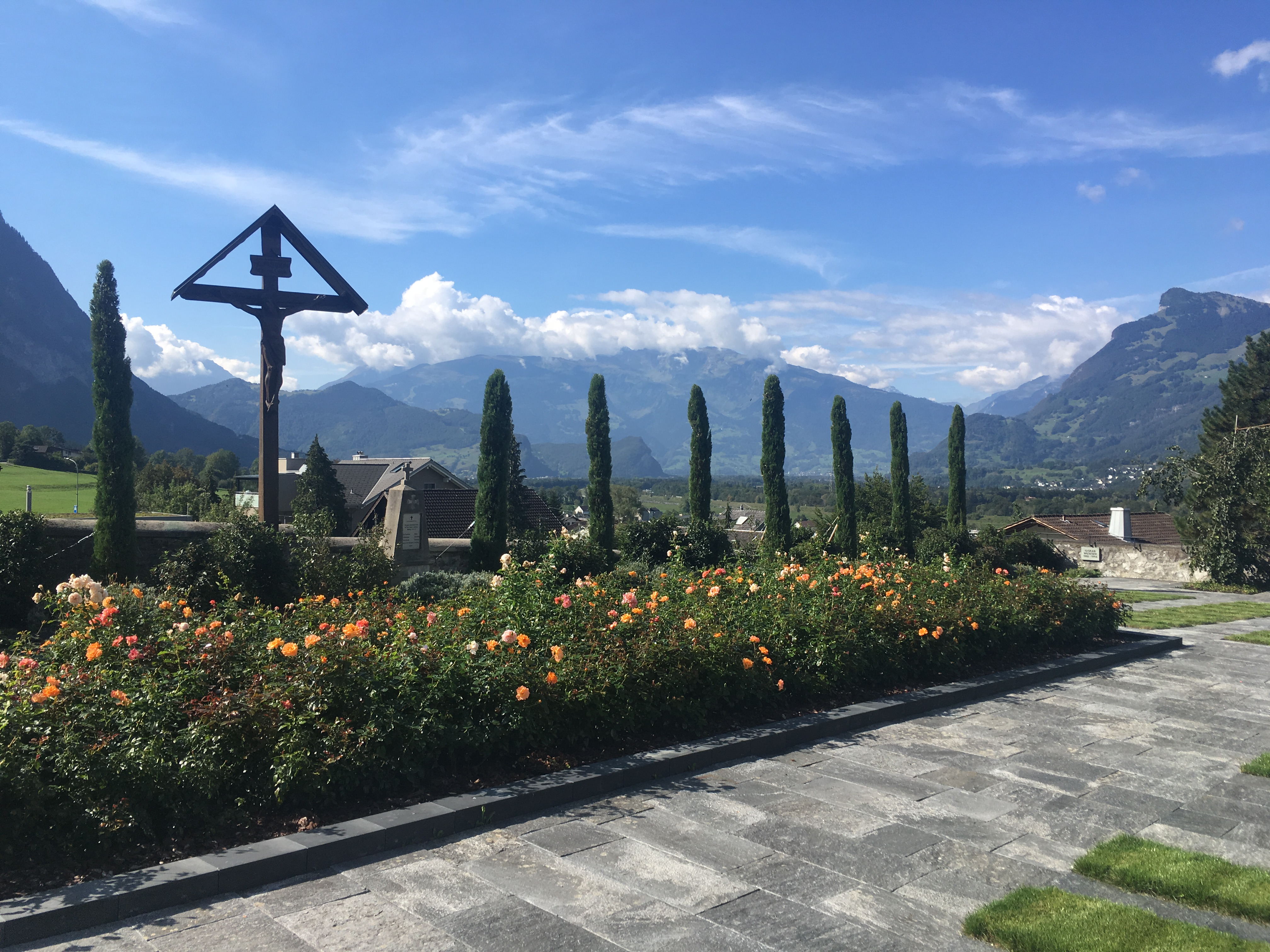Friedhof Liechtenstein