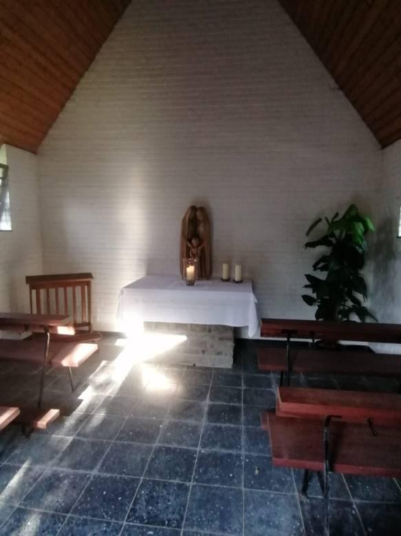 Foto Kapelle Beilstein von innen