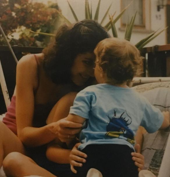 Foto - Mutter-Sohn AU2